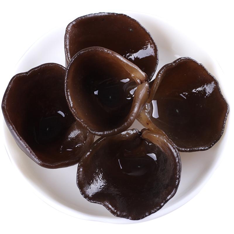 黄松甸黑木耳东北特产木耳干货小碗耳 长白山秋木耳老鼠耳250g