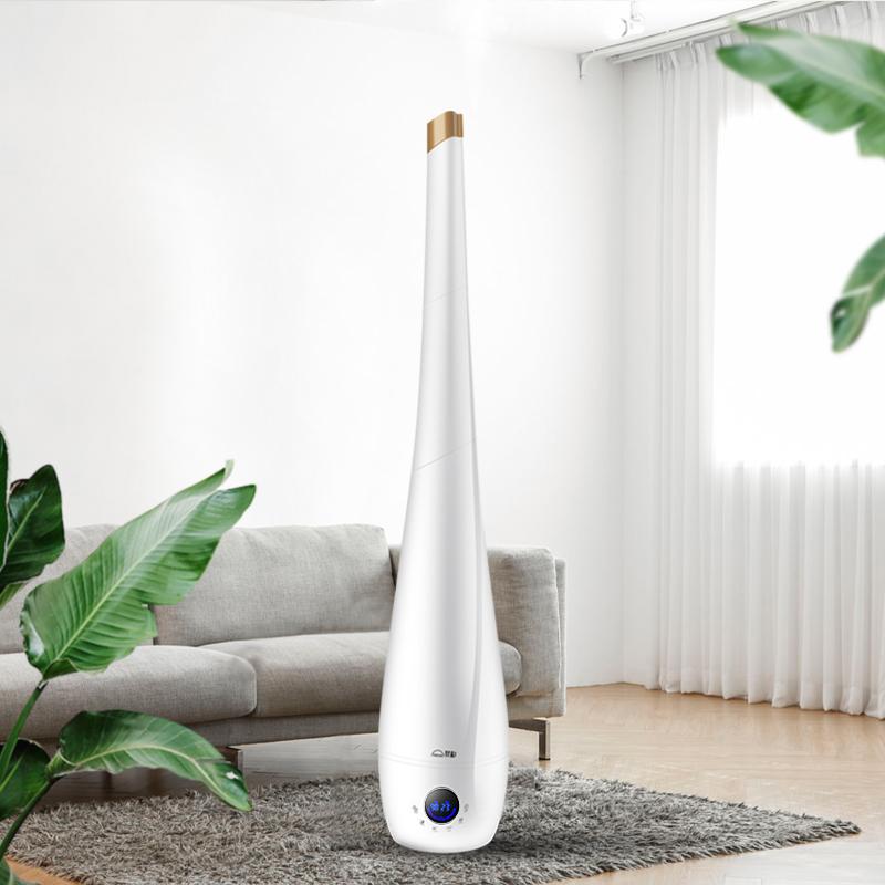 落地式空气加湿器家用静音大容量卧室孕妇婴儿空调加湿器大雾量