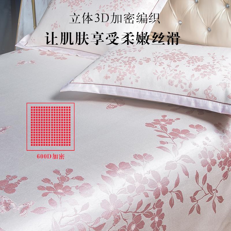 米可水洗机洗折叠软席床裙凉席 1.5 床单式 1.8m 夏凉席冰丝席三件套