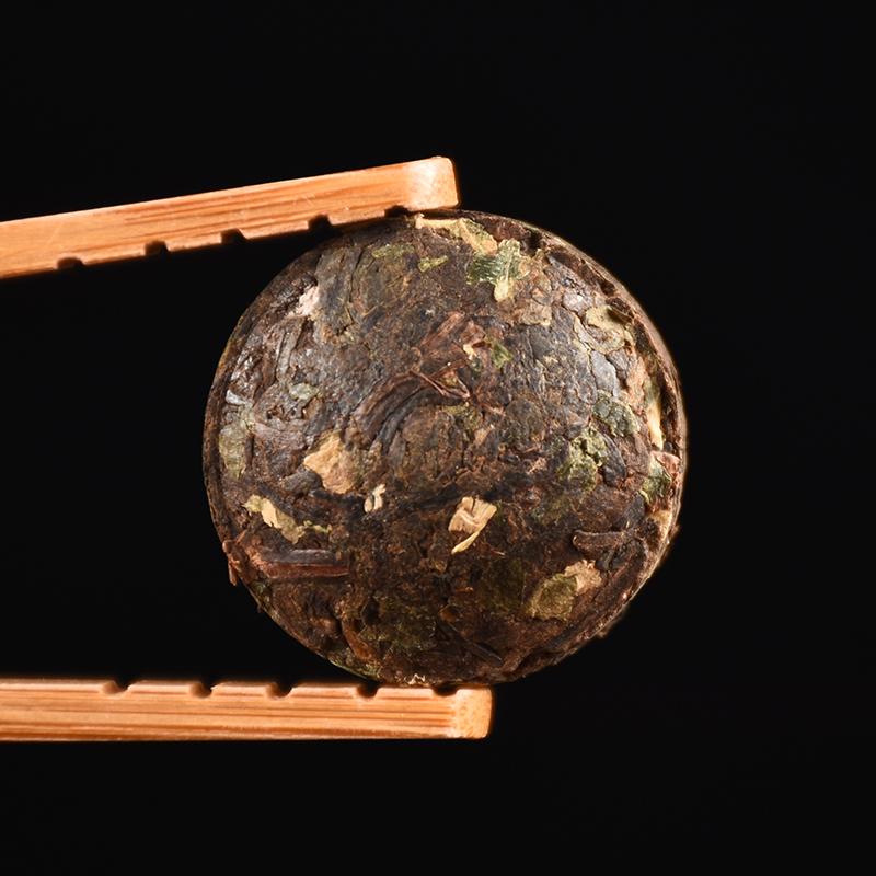 500g 糯米香普洱茶熟茶小沱茶小金砖普洱茶散装袋装非特级 1 送 2 买
