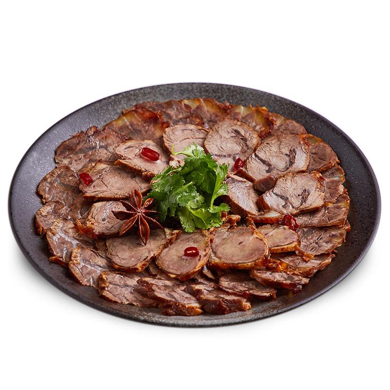 嘉兴五芳斋卤味 250克牛肉 卤牛肉真空包装  熟食私房菜