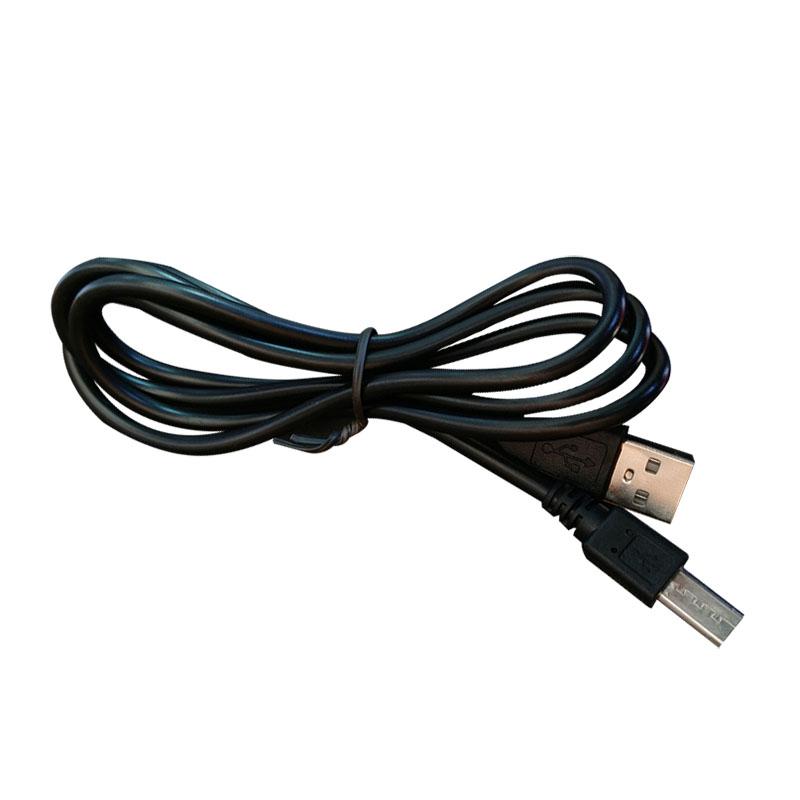 域能 国产老人机micro USB数据线安卓智能手机通用充电器v8加长头 - 图1