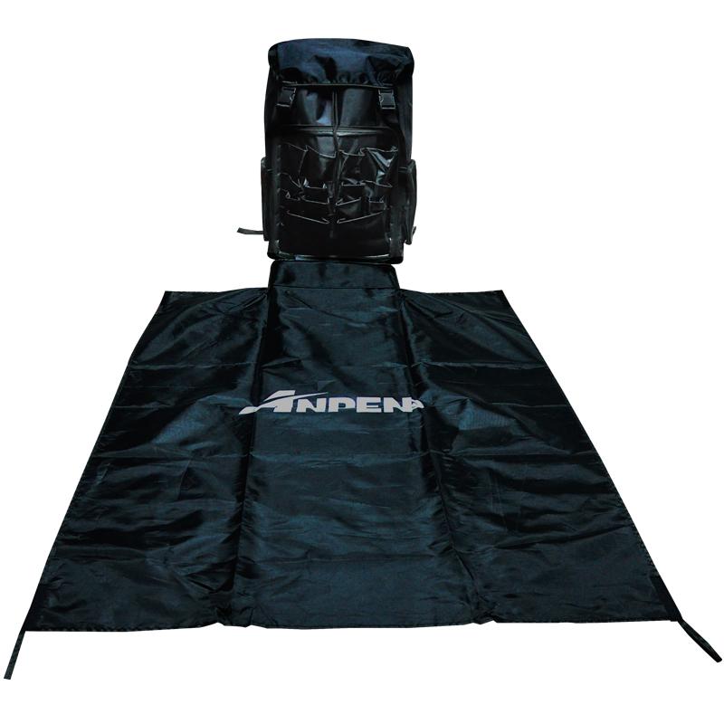 安攀装备器材包双肩登山攀岩包户外装备背包攀登救援速降探洞ZB01