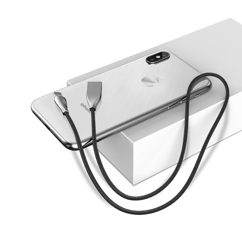 超雄苹果数据线iphone6充电线Plus器6s手机xs加长5s闪充ios冲电8P快充sp认证iPad六XR七5五8平板max正品7八6X