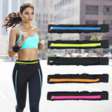 Marathon sports pockets running mobile phone belt men and women night running equipment mini waterproof invisible personal function