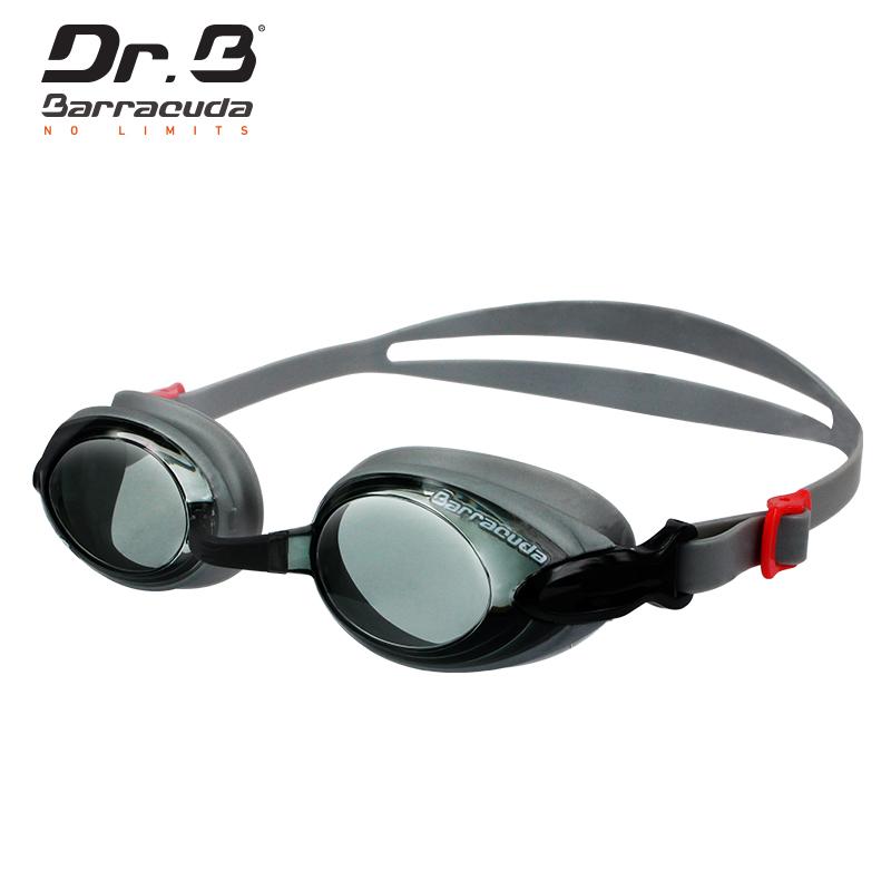 美國巴洛酷達高清防水防霧抗UV泳鏡遠視泳鏡男女度數游泳眼鏡