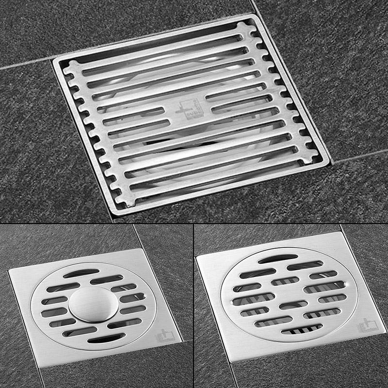潜水艇地漏防臭官方304不锈钢洗衣机淋浴卫生间防臭器旗舰店正品