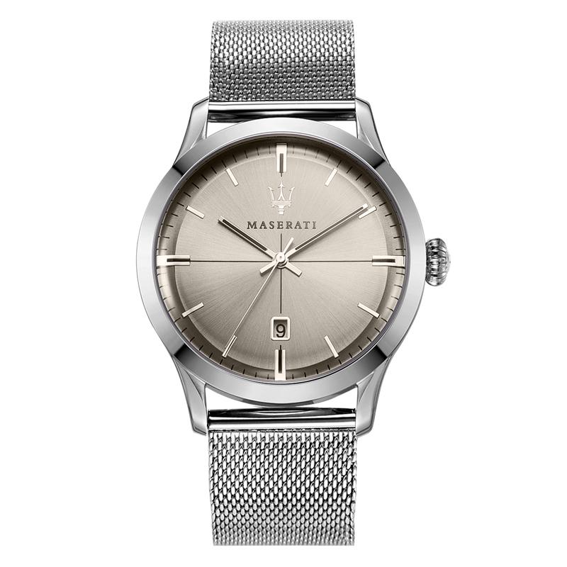 正品玛莎拉蒂MASERATI手表男R8853125004石英商务时尚dw欧美腕表