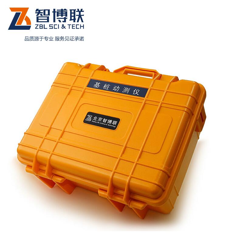 智博联ZBL-P8100/8000基桩动测仪无线基桩动测仪智能传感器测桩仪