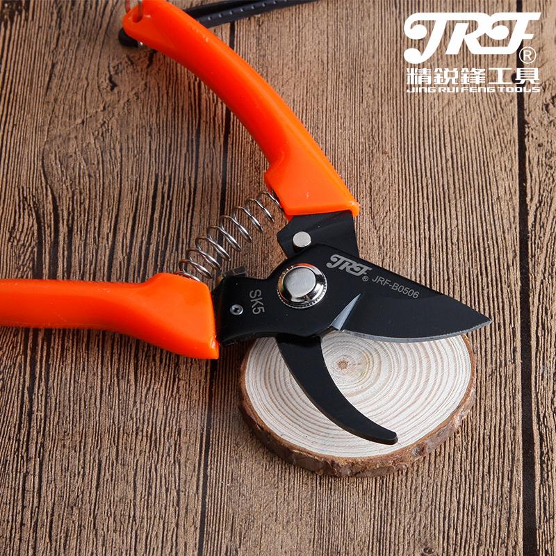 精锐锋园艺剪刀果树工具修枝剪粗树枝剪修花剪刀园林花木修剪工具