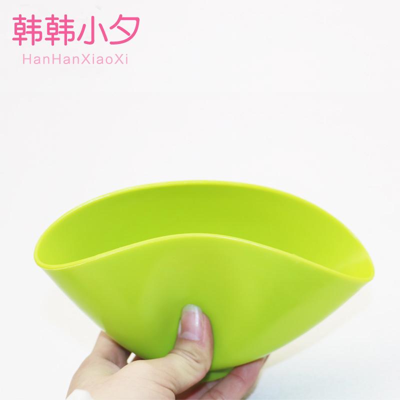 面膜软碗美容院用品化妆工具 DIY 美容面膜碗调膜专用硅胶碗软膜碗