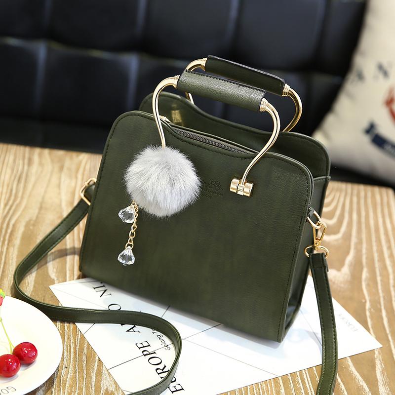新款时尚个姓创意韩版百搭手提包斜挎包潮夏天 2018 夏季女士小包包