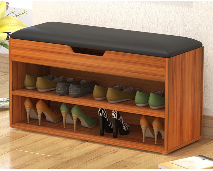 宜家换鞋凳式鞋柜现代简约创意鞋架多功能储物鞋柜简易换鞋小鞋柜