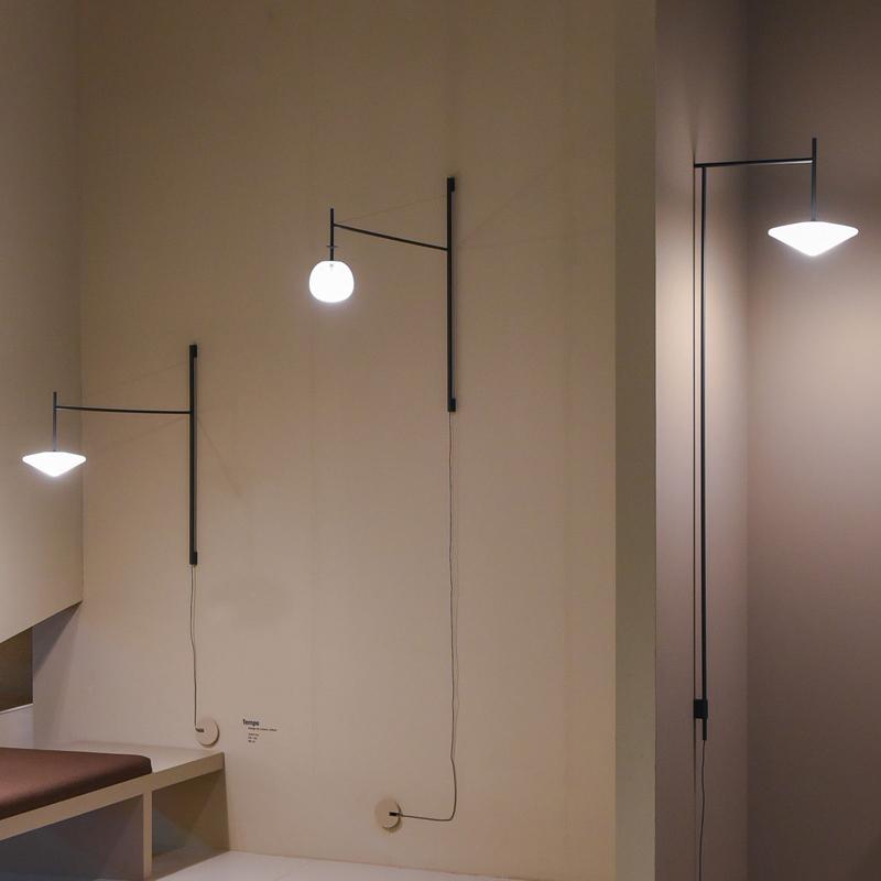 Tem Vibia full 长臂灯北欧设计样板房书房民宿餐厅工作室过道壁灯