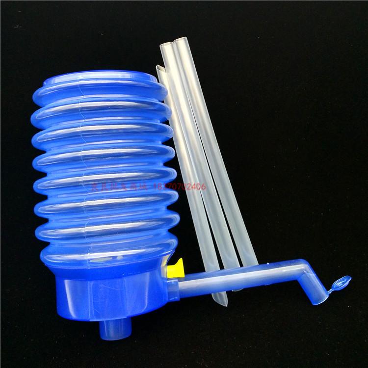 众维手压泵水器压水器桶装水抽水器纯净水压水泵便携式一箱包邮