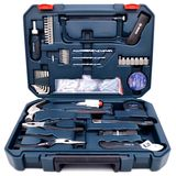 Bosch BOSCH Household Multifunctional Hardware Toolbox Set 12 Pieces / 66 Pieces / 108 Pieces Wire Pliers Screwdriver