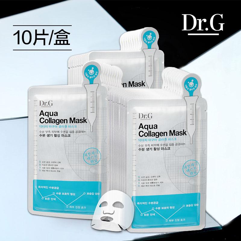 韩国dr.g男士面膜去黑头痘印控油祛痘粉刺补水保湿去油收缩毛孔