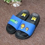 Boys and girls summer children's slippers non-slip slippers baby cartoon cute children home baby soft sandals and slippers