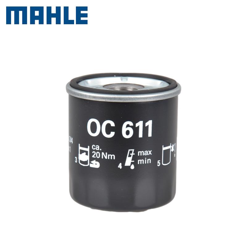 马勒机油滤芯格OC611适用丰田卡罗拉宝骏560花冠威驰帝豪EC7雷凌