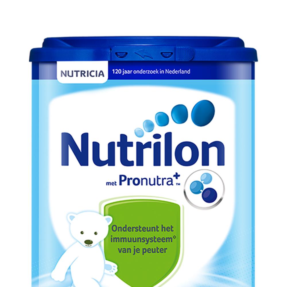 荷兰Nutrilon牛栏原装进口婴幼儿配方奶粉5段2-3岁800g罐装