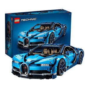 丹麦乐高进口机械组布加迪威龙 男孩拼装玩具赛车模型儿童积木