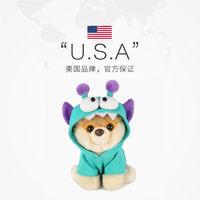 【直营】美国GUND进口小布系列小号Boo湖蓝色小怪衣服毛绒公仔 (¥79)