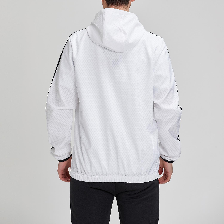 Adidas阿迪达斯外套男装2019秋季新款运动服防风衣上衣夹克DW4620