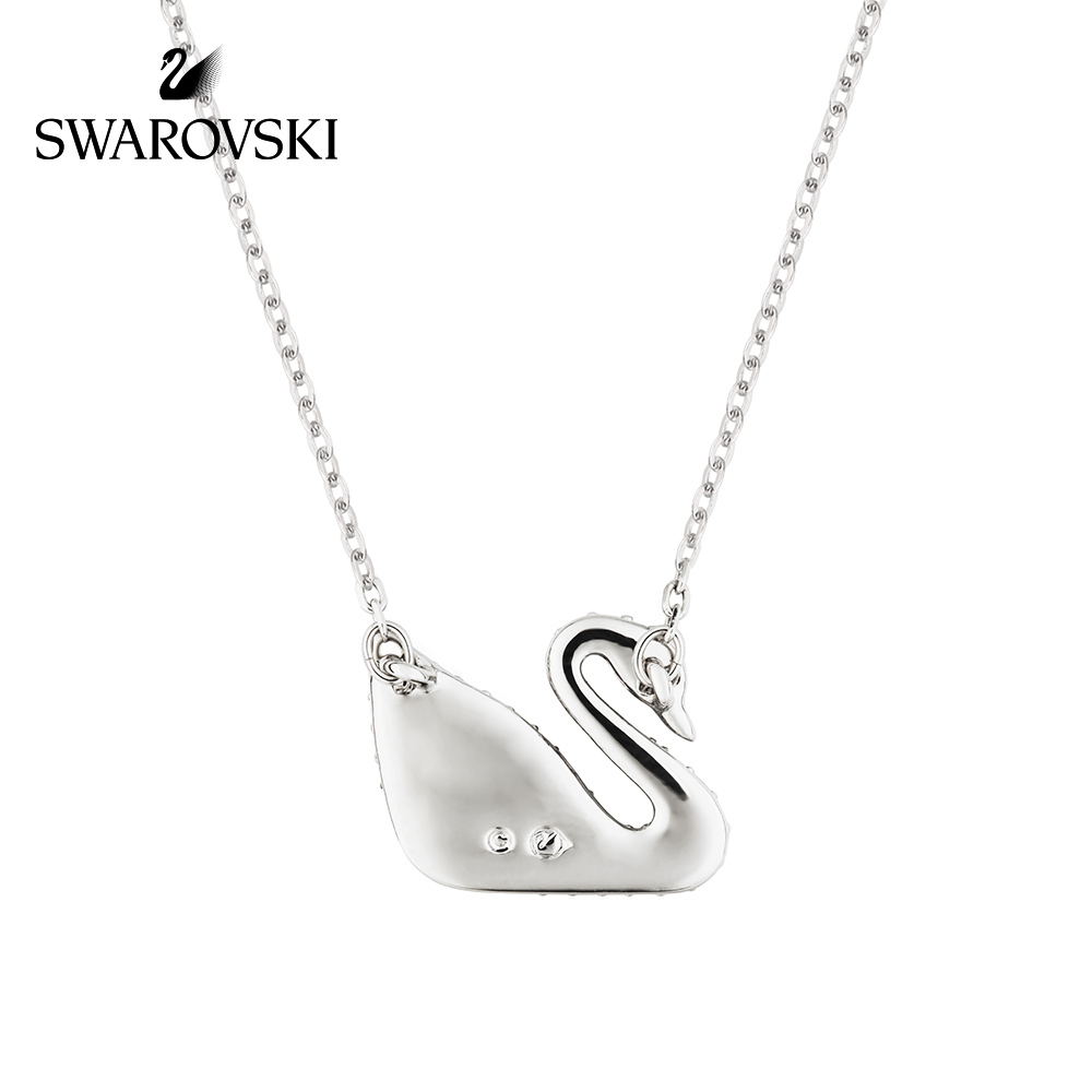 施华洛世奇 SWAN经典天鹅 时尚精致 魅力百搭女项链 送女友礼物