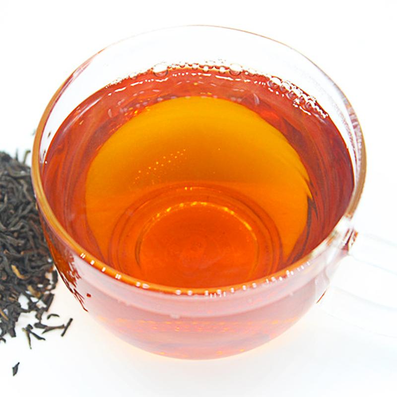 奶茶店原料 罐装 80g 印度进口红茶茶叶 阿萨姆红茶 特级浓香味烈