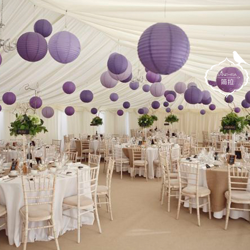 Wedding Decoration Paper Lampshade
