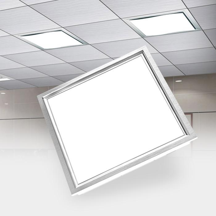 集成吊顶灯 led平板灯铝扣板嵌入式吸顶灯300x600x30厨房卫生间灯