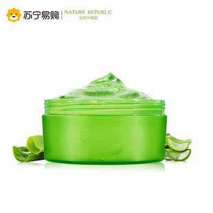 [the second half price] Aloe Soothing Moisturizing Gel 300ml