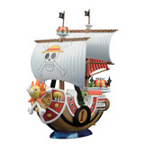 Bandai One Piece hand to do the assembled model boat thousand miles Sunshine Sonny Qianyang gold Meili Hai pirate ship