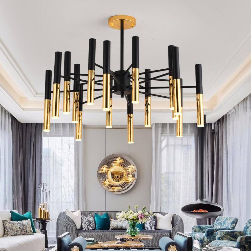 室个性艺术设计师全屋套餐灯具