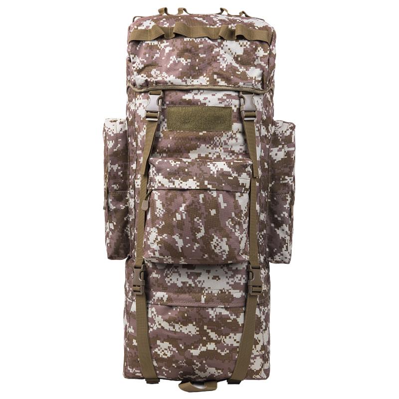 户外背包大容量登山包旅行徒步包双肩背包男女特种兵背囊行李背包