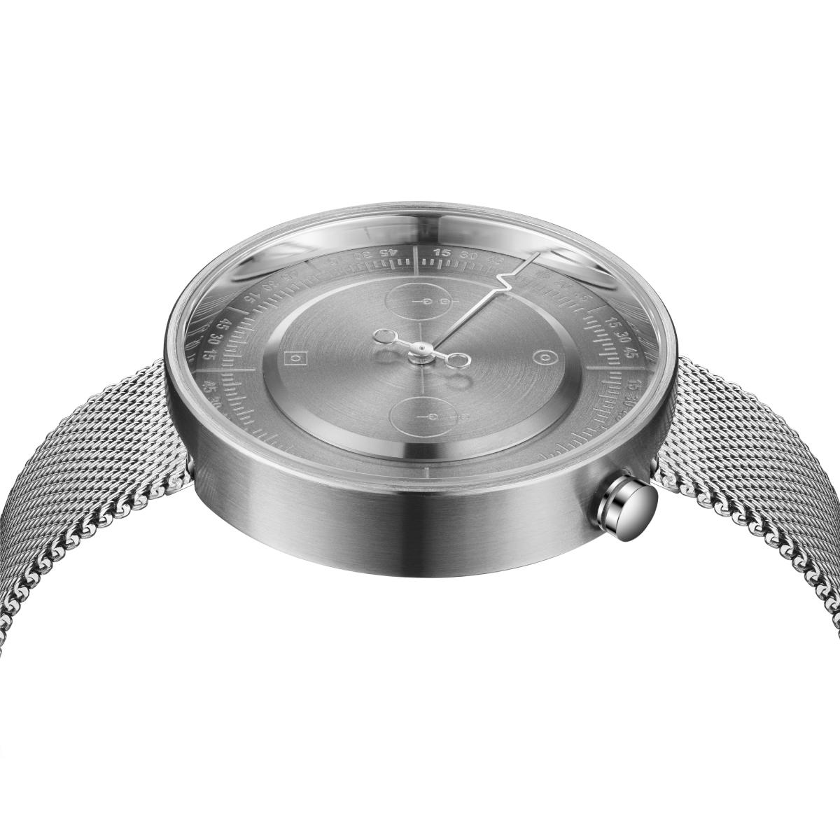 003 ULTRAWORKS 手表男女时尚简约钢带腕表原创个姓小众石英表 系列