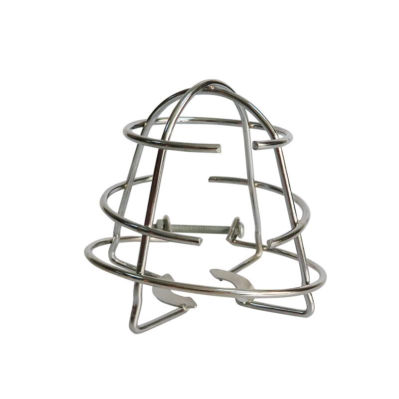 免拆卸消防喷淋头保护罩  洒水喷头保护罩 防护罩 保护架 支架