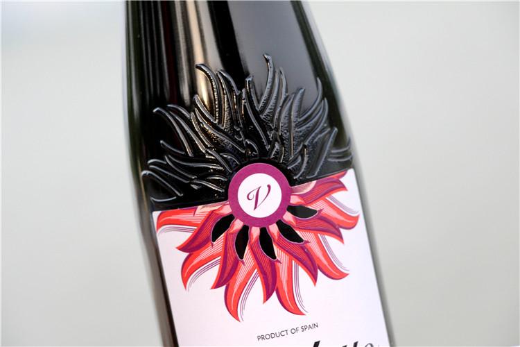 不酸不涩甜红酒西班牙甜红葡萄酒女士睡前酒晚安酒歌海娜原瓶进口