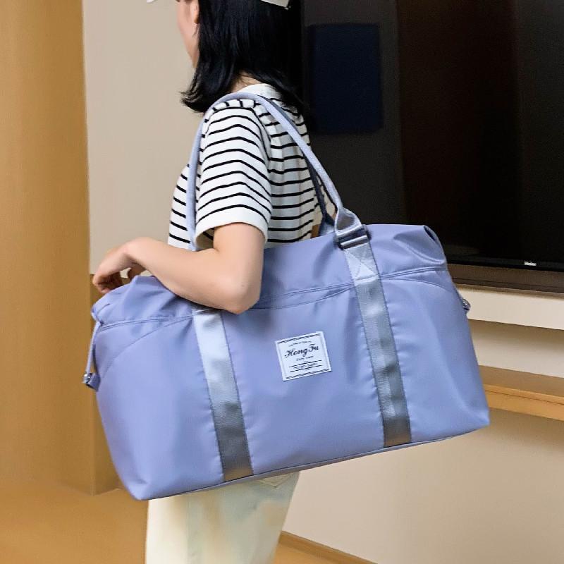 短途网红旅行包女手提轻便收纳包待产包大容量旅游外出差行李包袋