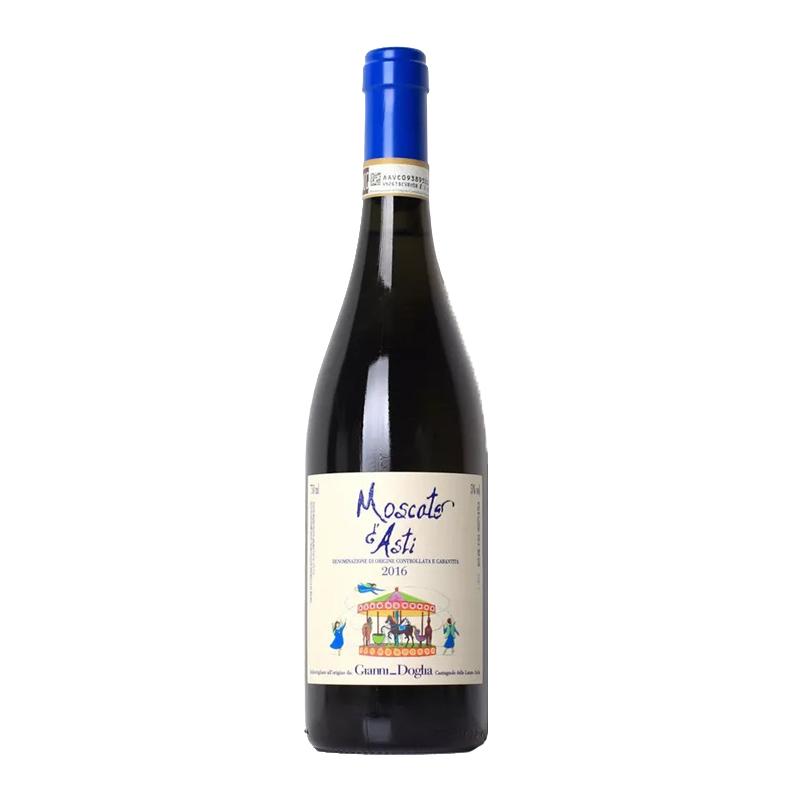 d 微氣泡 d Moscato 抖音同款 旋轉木馬莫斯卡托甜白起泡葡萄酒