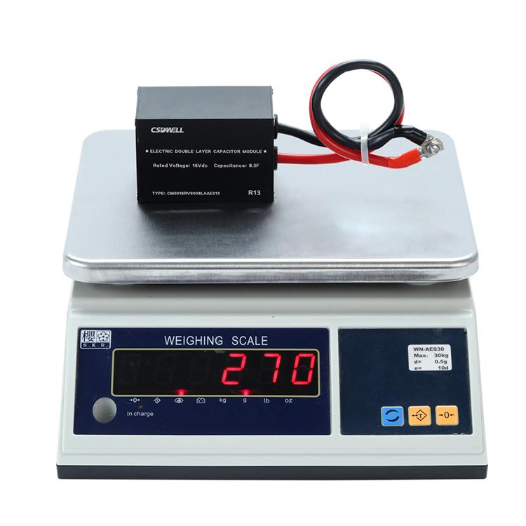 16V 8.3F 超级法拉电容模组 汽车音响电容 机车电容