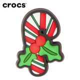 Crocs card Luo Chi accessories Zhibi star hole shoes flowers changing patterns Christmas stick Christmas tree sweater