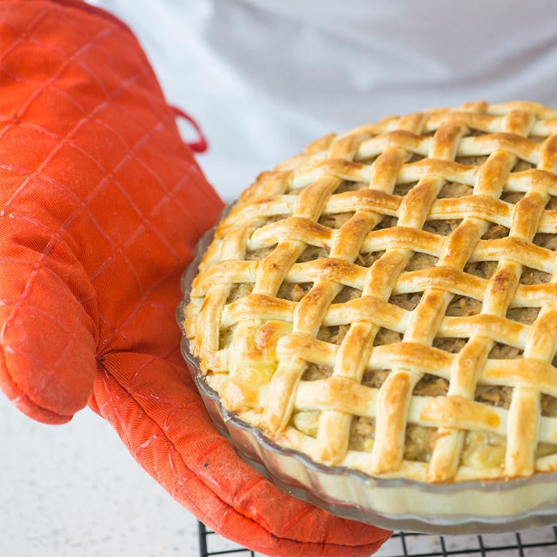 法焙客 隔热 烤箱微波炉防烫高温手套 单支烘焙工具