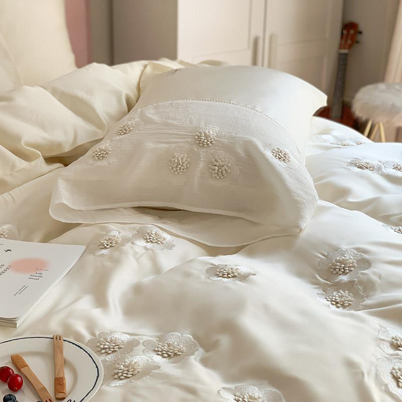 床单丝滑凉感床上用品
