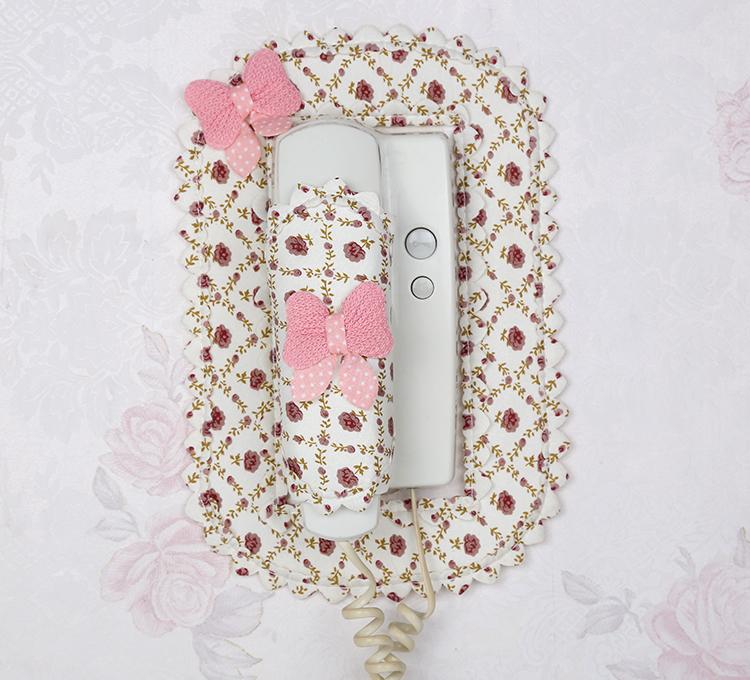 一件包邮门铃套电话套对讲门铃套可视电话防尘罩门铃套子