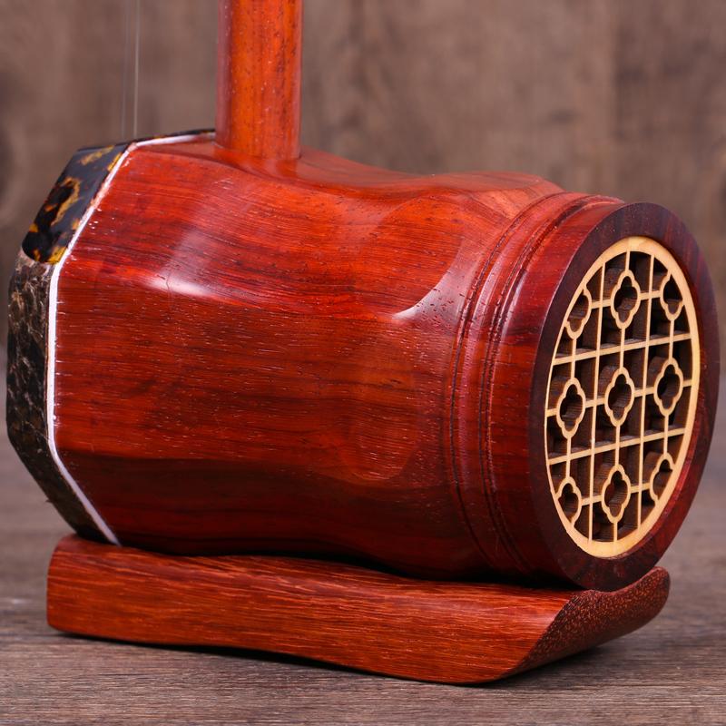 红木铜轴八方二胡乐器原厂配件星海二胡 1 8722 星海专业花梨木二胡