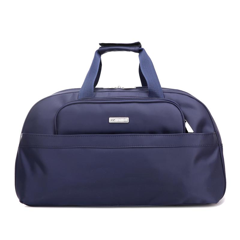 大容量短途旅行包女手提包轻便女运动包可折叠行李包男士旅游包袋