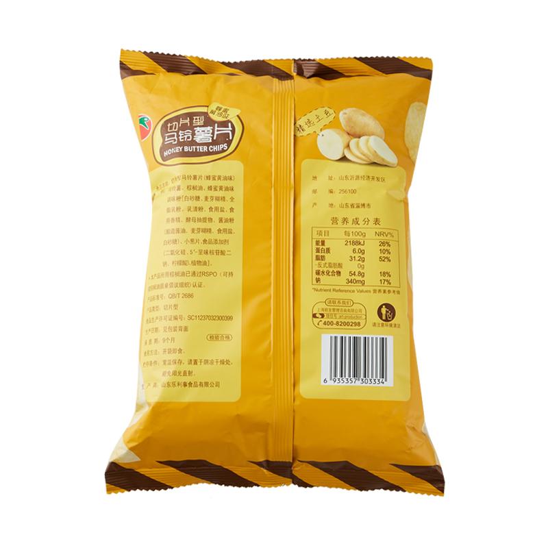 克 75 蜂蜜黄油味 薯片 Mart RT