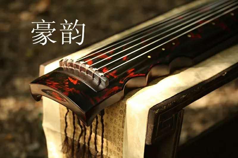 古琴初学者老桐木纯手工入门伏羲式推荐练习桌凳演奏生漆式送配件