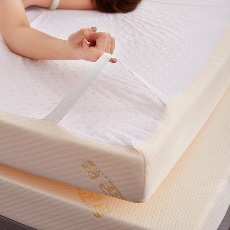 三足鸟 高密度海绵床垫1.5m床 加硬榻榻米床垫1.2米1.8m床经济型